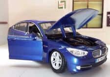 G LGB 1:24 Scale Diecast BMW 2010 5 Series GT Gran Turismo F01 Model Car