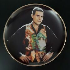 "Danbury Mint Freddie Mercury Collection 8"" Collector Plate - Innuendo"
