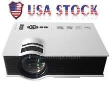 UC40 Video AV TV USB HD 1080P Home Theater Mini Portable Led Projector US