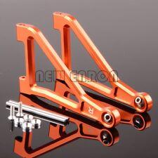 Orange Alloy FRONT UPPER SUSPENSION ARM 8531 Traxxas Unlimited Desert Racer UDR