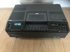 Sony Betamax Video Recorder (SL-8800UB)Vintage Item Converts either 110/240v
