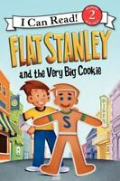 Flat Stanely and the Very Big Cookie - I can Read - Reading Level 2 with Help
