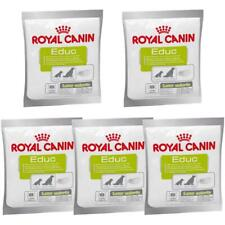 5 x Royal Canin Educ Dog Puppy Training Reward Snack Treat - Low Calorie - 50g