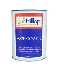 Roofing Mastic Paint For Coat Strengthening & Water-Proofing