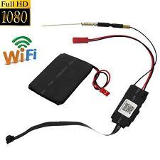 SPY Hidden Camera HD 1080P DIY Wifi Module Video MINI DV DVR Security Remote