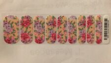 Jamberry Nail Wraps Half Sheet Summer Cottage Retired