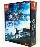 Fate/EXTELLA Link: Fleeting Glory Edition - Nintendo Switch - New | Factory Seal