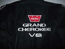 NEU Jeep Grand Cherokee V8 WARN Fan-Jacke schwarz jacket veste jas giacca jakka