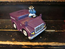 Windy City Thunderbolts Zamboni bank GREAT CONDITION!