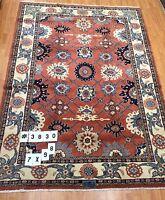 "7' x 9'8"" New Turkish Oriental Rug - Hand Made - 100% Wool"