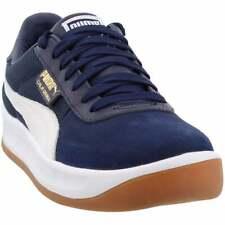 Puma California Informal Tenis Casuales-Azul Marino-Para Hombre