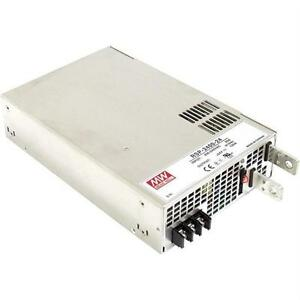 MeanWell RSP-3000-12 2400W 12V 200A Industrial power supply