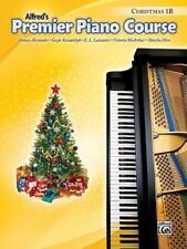 Premier Piano Course Christmas, Bk 1B