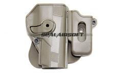 A.C.M. Gear Quick Draw Belt Holster & Magazine Pouch for PX4 Series (DE)