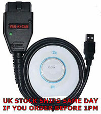 VAG K+CAN Commander USB obd2 obdII Diagnostic tool COM for VW Audi Skoda Seat
