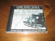 Chicano Soul San Antonio's Westside Sound CD Oldies - Royal Jesters Playboys