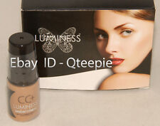 LUMINESS AIR - FLAWLESS & GORGEOUS - OCHRE CC+ Airbrush CONCEALER - .25 oz NEW