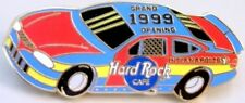 Hard Rock Cafe INDIANAPOLIS 1999 GRAND OPENING Race Car PIN GO
