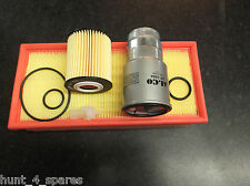 TOYOTA AVENSIS 2.2 T25 SERVICE KIT OIL AIR FUEL FILTERS - ENG CODE (2ADFHV)