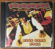 Buckwheat Zydeco - Five Card Stud - CD - Buy 1 Item, Get 1 to 4 at 50% Off