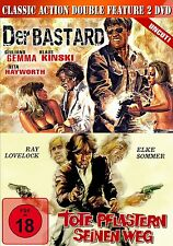 Klaus Kinski EL BASTARDO Sons Of Satanás + ASAS PAVE SEINEN WEG Caja de DVD