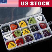 US Fun Guitar Pick Classical Folk Acoustic Pick Musical Instrument Accessory Lot