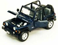 JEEP WRANGLER RUBICON 1:27 DIECAST MODEL CAR BY MAISTO 34245
