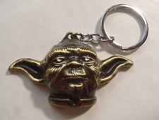 Holder Keys Master Yoda Star Wars 2012 IN Metal