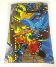 Batman Comic Fabric Small Size Handmade Book Sleeve Protector