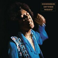 Jimi Hendrix - Hendrix in the West [New CD] UK - Import