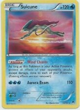 SUICUNE Holo Rare BREAKPOINT Pokemon NM Card 30/122
