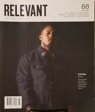 Relevant Aug 2017 Lecrae He Took A Stand Then Felt The Fallout FREE SHIPPING mc