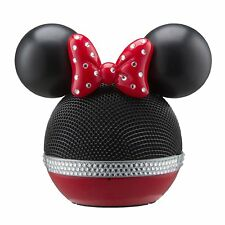 Disney Minnie Mouse Wireless Rechargeable Bluetooth Speaker with Voice...