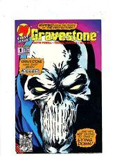"1993 Malibu Comics ""Gravestone"", # 1 to # 4, U-Pick,  VF/NM. BX12"
