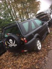 Land Rover Freelander Breaking For Parts Rear Bumper Light Clear Lense
