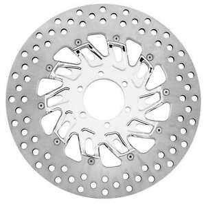 Performance Machine - 0133-1803SUPRS-CH - Supra Two-Piece Brake Rotor