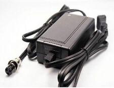 Battery Charger 36 volt 1.6 amp 3 prong Electric scooter pocket bike atv quad e