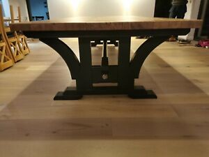Extra wide 12-14-16-18 seat dining table,Infinity Range, solid Oak topAny colour