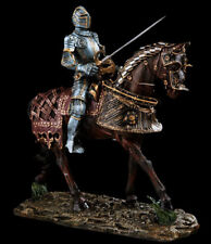 Medieval Knight English Sculpture Statue