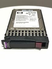 "HP 146GB HDD 10k SAS 6Gbps 2.5"" Model EG0146FAWHU P/N: 507119-003"