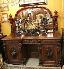 Antique Sideboards Amp Buffets 1800 1899 Ebay