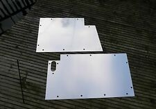 Front Floor Plates Panels for 1954-58 86, 88, 107, 109 inch Land Rover Series 1