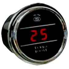 Teltek Turbo Boost Gauge for any semi, pickup, truck or car