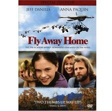 Fly Away Home: Special Edition [DVD Movie, Family, Region 1, 1-Disc] NEW