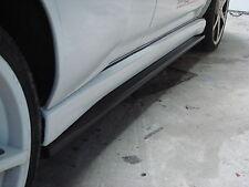Subaru Impreza WRX 01-07 Side skirt Extensions Bugeye, Blobeye, Hawkeye. PU