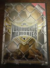 Turnbuckle Memories Vol. 4 Florida Wrestling DVD SEALED Dusty Rhodes