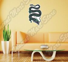 "Mystical Chinese Dragon Mythology Beast Wall Sticker Room Interior Decor 20""X25"""