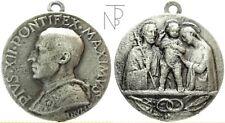 VATICANO (PIO XII) Medaglia,Mistruzzi