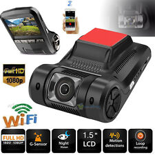 Novatek Full HD 1080P Wifi APP OBD2 Diagnostic Dash Cam Night Vision Car DVR