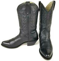 Durango Women Boots Size 9 Western Cowgirl Medium 11 Inch Black Leather RD4100